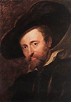 Self-portrait, 1628-30, rubens