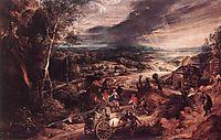 Summer, 1620s, rubens