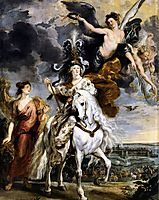 The Triumph of Juliers, 1st September 1610, 1625, rubens
