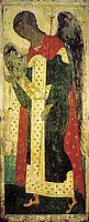 Archangel Gabriel, 1408, rublev