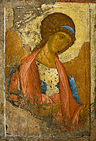 Archangel Michael, 1414, rublev