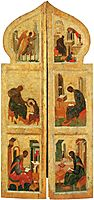 Holy gates, 1427, rublev