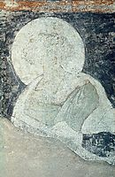 Prophet Daniel, c.1400, rublev