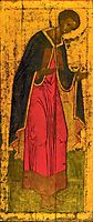 St. Demetrius of Thessalonica, 1427, rublev