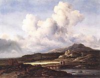 The Ray of Sunlight, 1660, ruisdael