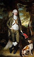 Joshua Walker (1750–1815), of Clifton House, 1784, russell