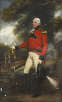 Lieutenant Colonel Thomas Lloyd (1751–1828), Colonel of the Leeds Volunteers, 1801, russell
