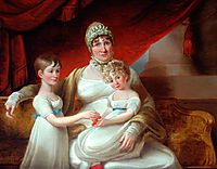 Mary Phoebe Spencer Nelson Taylor and Daughters (1776–1847), russell