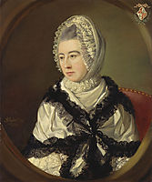 Portrait of a Lady, 1768, russell