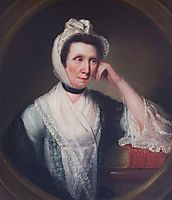 The Right Honourable Selina, Countess of Huntingdon (1707–1791), Foundress and Benefactress, russell