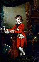 Samuel Wesley (1766–1837), 1777, russell