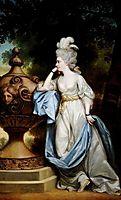 Susannah Walker (1760–1831), 1784, russell