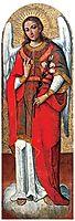 Archangel Gabriel, 1699, rutkovych