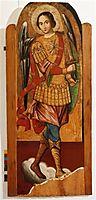 Archangel Michael , 1699, rutkovych