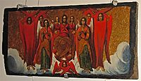 Christ in Glory, 1699, rutkovych