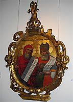 Moses and Zacharias, 1699, rutkovych