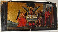 The Old Testament Trinity , 1699, rutkovych