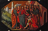 Christ Healing the Hemorrhaging Woman, 1699, rutkovych