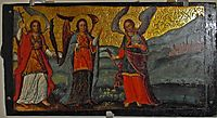 Three Angels, 1699, rutkovych