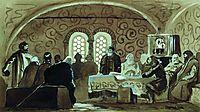 Boyar Duma, 1893, ryabushkin