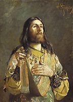 Deacon, 1888, ryabushkin
