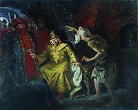 Ivan the Terrible, 1903, ryabushkin