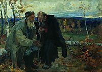The old men, ryabushkin