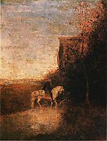 Childe Harold-s Pilgrimage, 1895, ryder