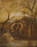 Dancing Dryads, 1879, ryder