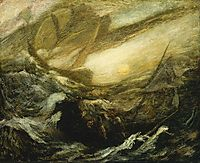 Flying Dutchman, 1887, ryder