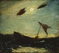 Moonlight, 1887, ryder