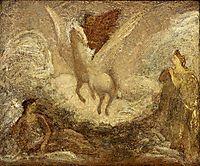 Pegasus Departing, 1901, ryder