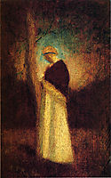 Spirit of Autumn, 1875, ryder