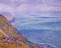 The Cap Gris Nez, 1900, rysselberghe