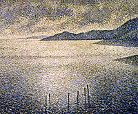 Channel Coast, 1892, rysselberghe