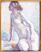 Nude, 1902, rysselberghe