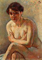 Nude Woman, 1916, rysselberghe