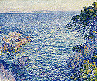 The Point of Rossignol, 1904, rysselberghe