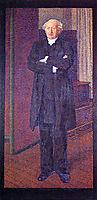 Portrait of Michel van Mos, 1892, rysselberghe