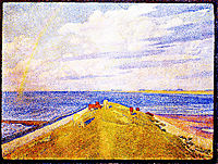 Rainbow, 1892, rysselberghe