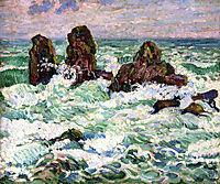 The Rocks, 1908, rysselberghe