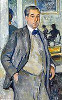 Roger Martin du Gard, 1926, rysselberghe