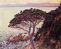 Sunset, 1916, rysselberghe