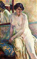 Venetian Woman (Marcella), 1912, rysselberghe