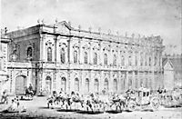 Konjushennyj museum, c.1860, sadovnikov