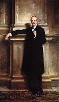 Arthur James Balfor, 1908, sargent