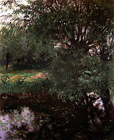 A Backwater at Wargrave, sargent