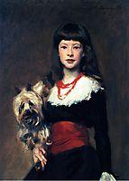 Beatrice Townsend, c.1882, sargent