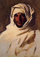 A Bedouin Arab, 1891, sargent