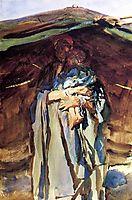 Bedouin Mother , 1905, sargent